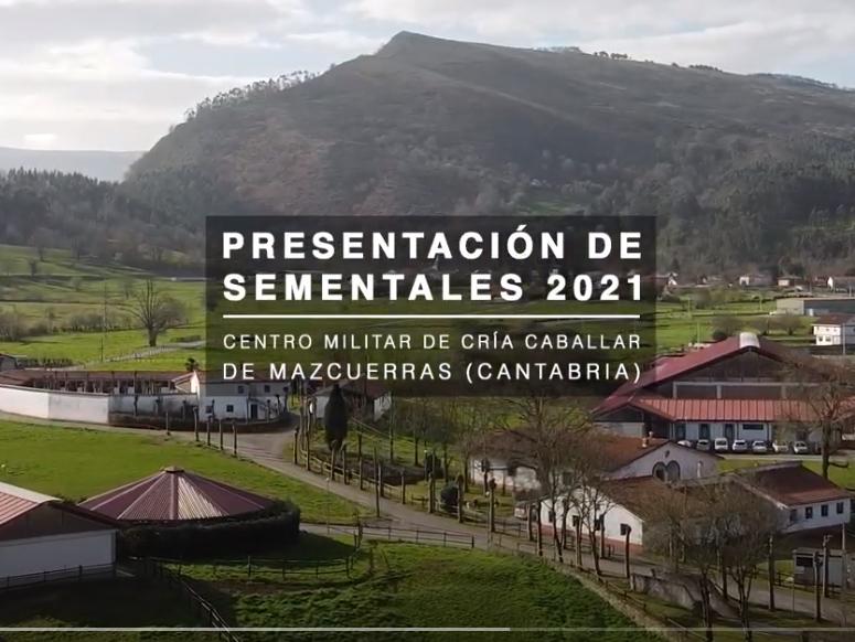 PRESENTACIÓN DE SEMENTALES 2021